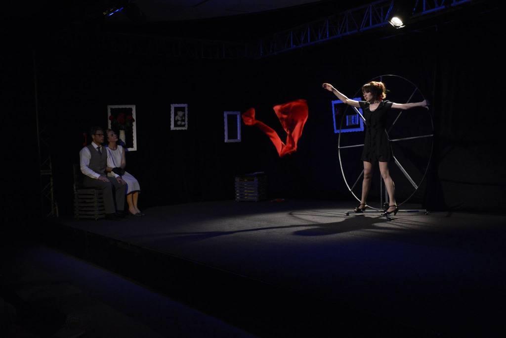 У Києві покажуть відомий еротичний спектакль