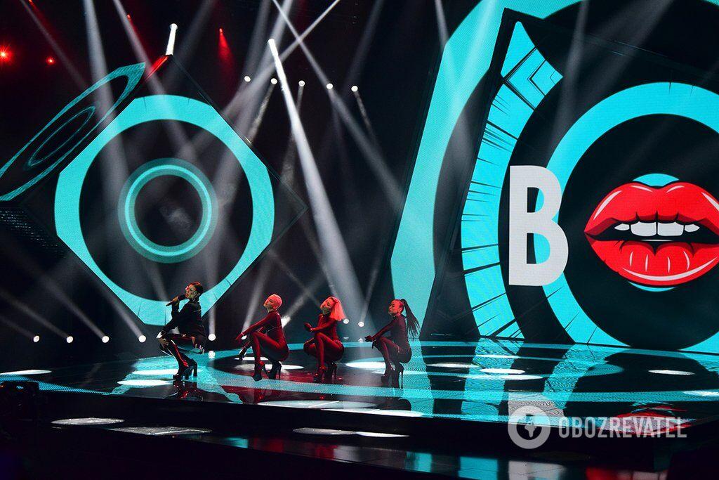 Нацотбор на Евровидение: как выступила MARUV