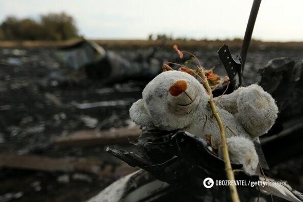 Росію запідозрили в угоді з Заходом по MH17