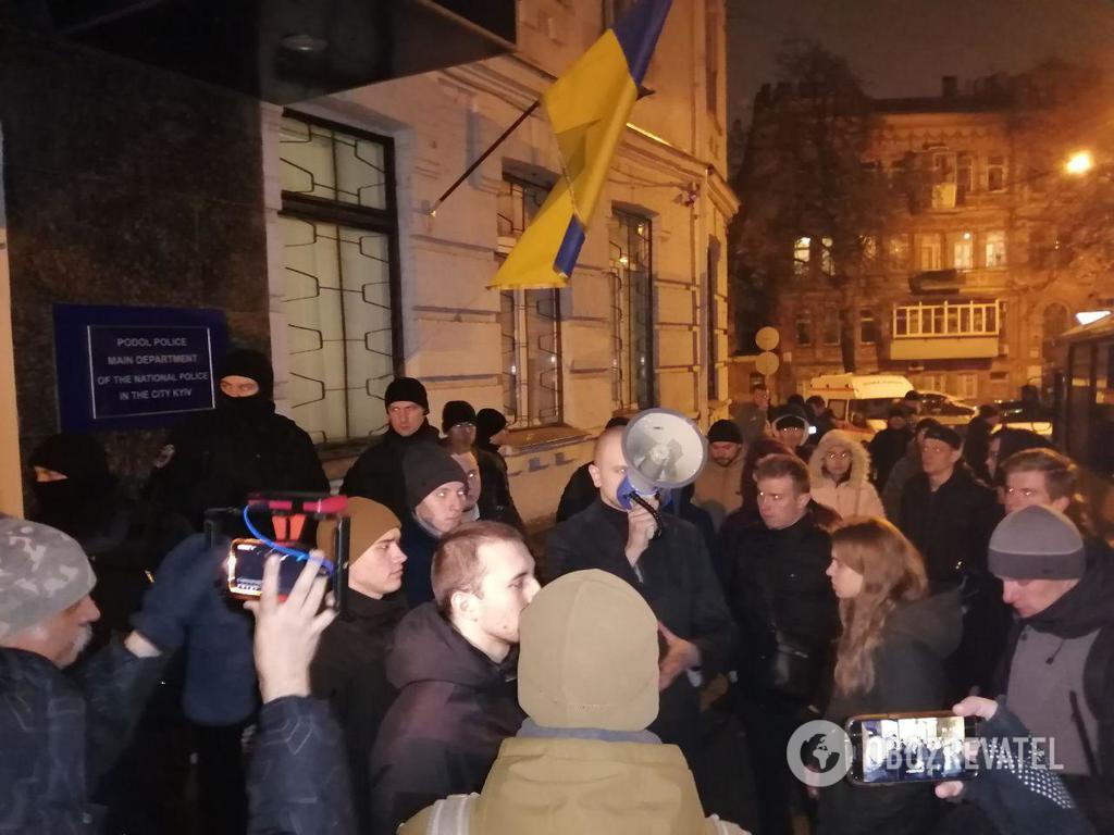 Жорсткі сутички в Києві: поліція пішла на несподіваний крок