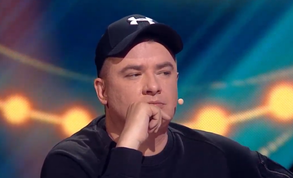 Нацотбор на Евровидение: Притула и Данилко сцепились в прямом эфире. Видео