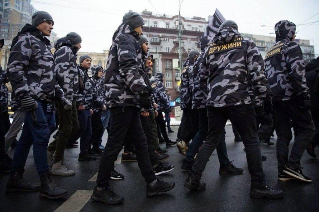 """П'ятьох активістів """"Нацкорпусу"""" відпустили з райвідділу в Черкасах - Цензор.НЕТ 2463"""