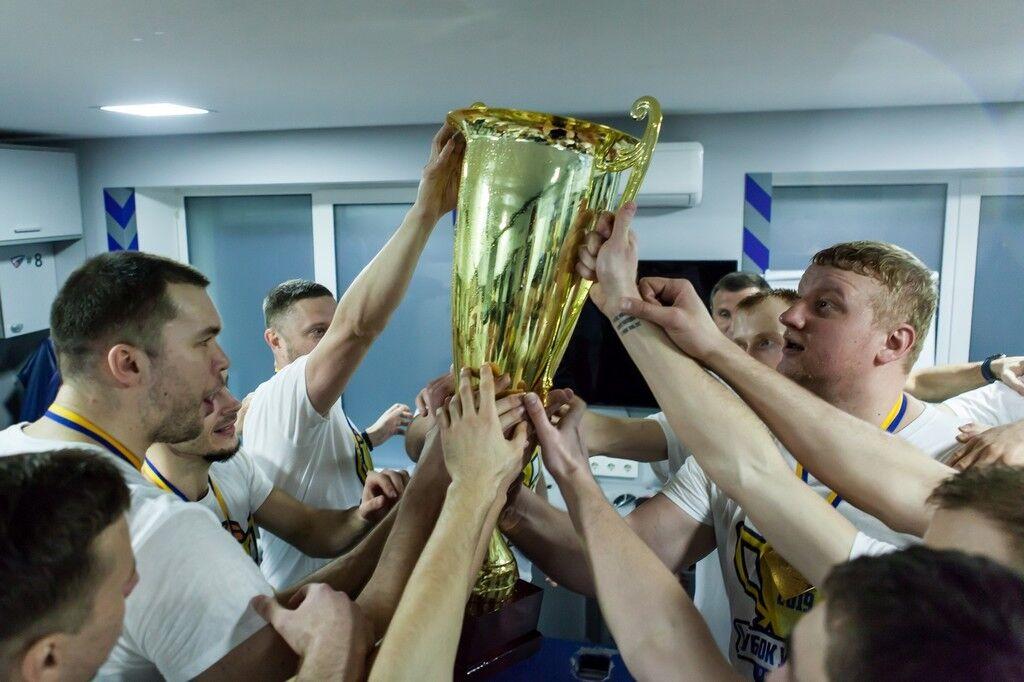 Днепр - БК Одесса