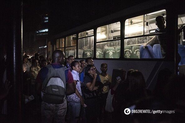 У Венесуелі через блекаут масово вмирають діти