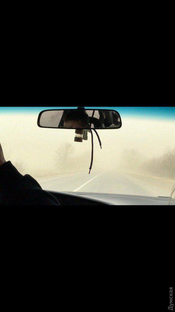 Одессу накрыли песчаная буря и ураган: фото и видео погодного апокалипсиса