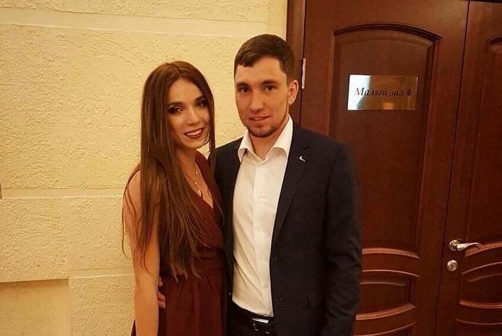 Мария Кручова и Александр Логинов