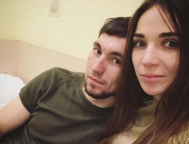 Александр Логинов и Мария Кручова