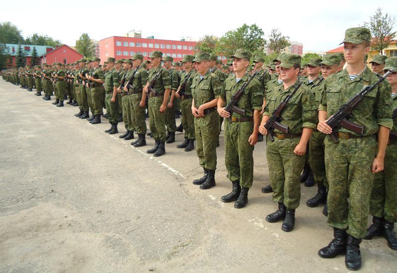 Білоруські війська
