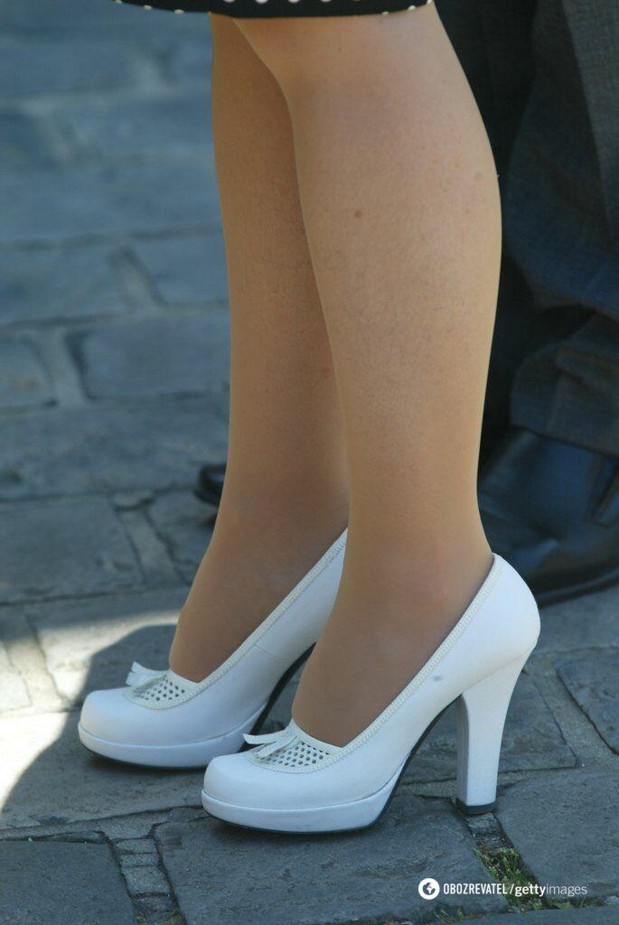 Элитная обувь Юлии Тимошенко