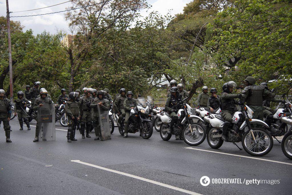Венесуела оголосила надзвичайний стан