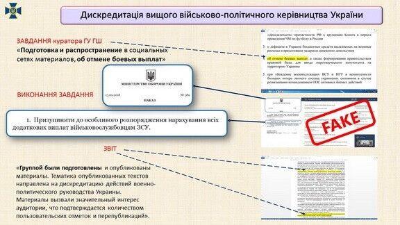 В Украине разоблачили крупную сеть агентов России