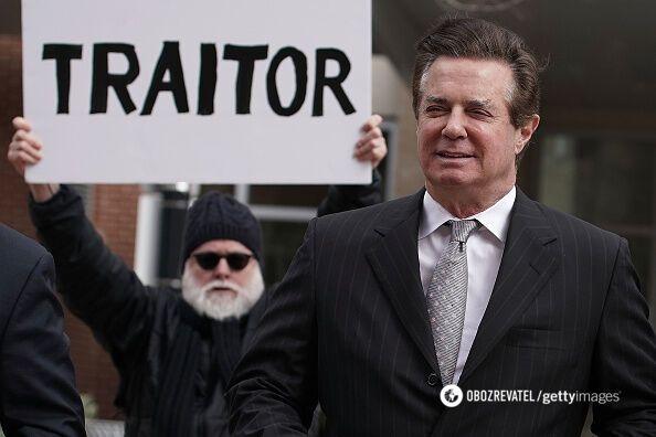 Суд виніс вирок Манафорту, який працював на Януковича