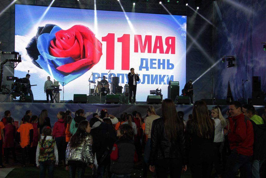 Олег Газманов в Донецке