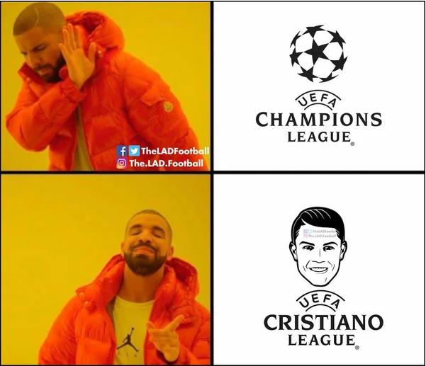 Лига Криштиану Роналду