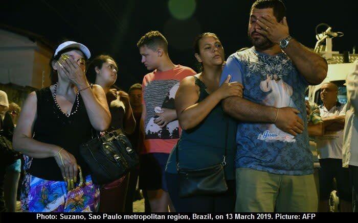 В Бразилии расстреляли учеников школы: погибли 9 человек, ранены — 17
