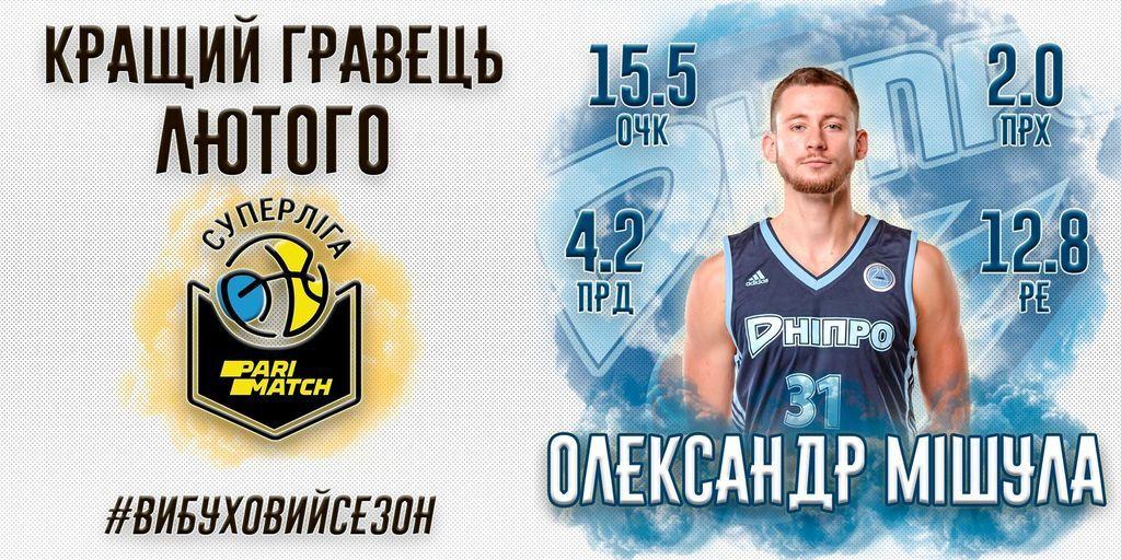 Определен MVP Суперлиги Пари-Матч в феврале