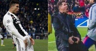 Роналду угодил в громкий скандал в Лиге чемпионов