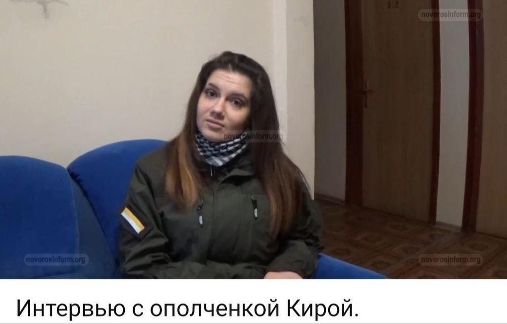 """На Донбасі убили терористку, яка обіцяла """"відстрілювати українців"""""""