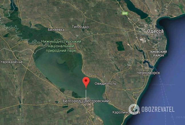 Трагедия произошла в Белгороде-Днестровском