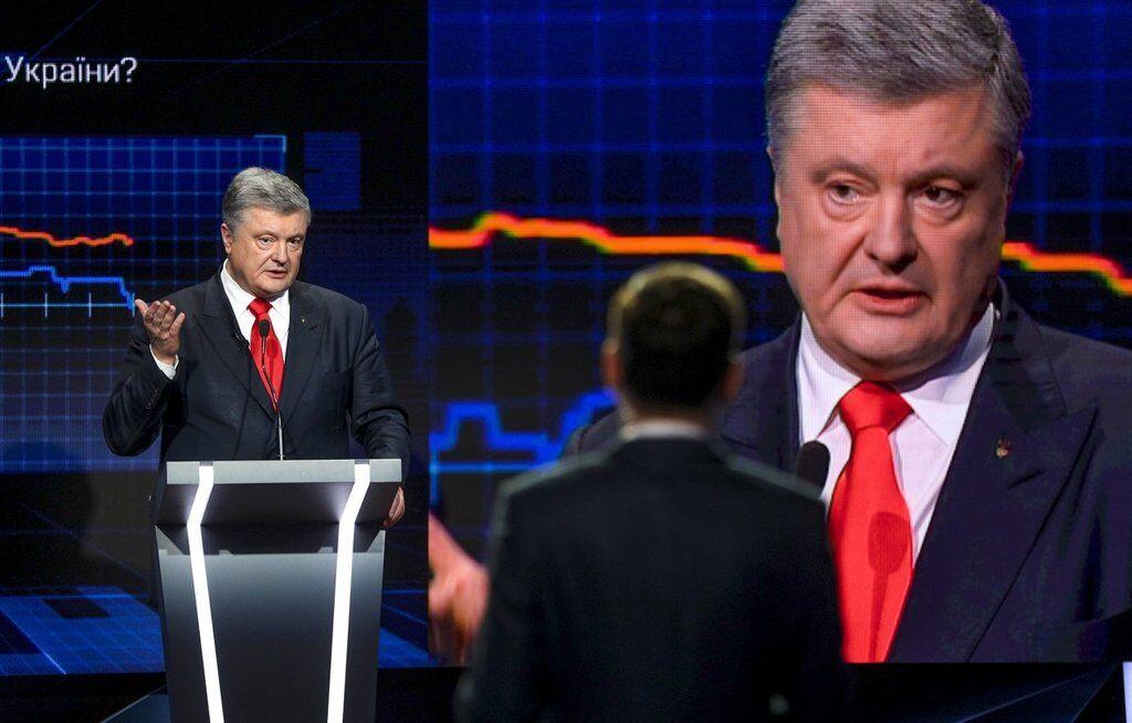 """""""Кашу з Путіним варити не збираюся"""": Порошенко розповів, як поверне Крим"""