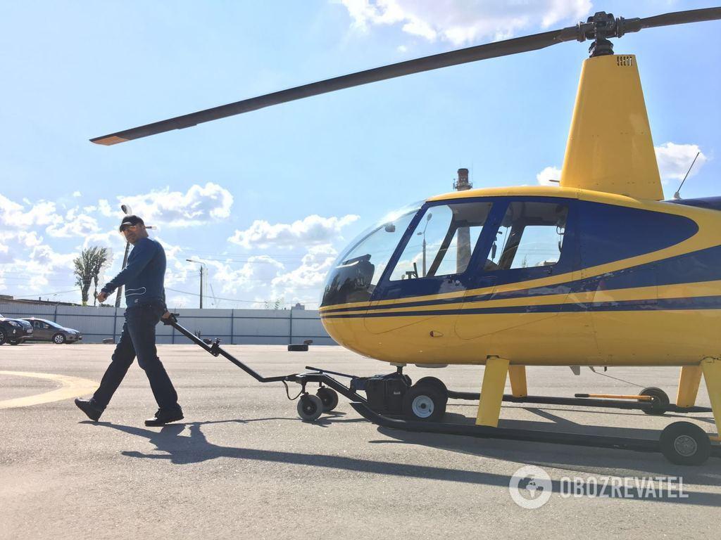 Що потрібно знати про польоти на гелікоптері в Україні