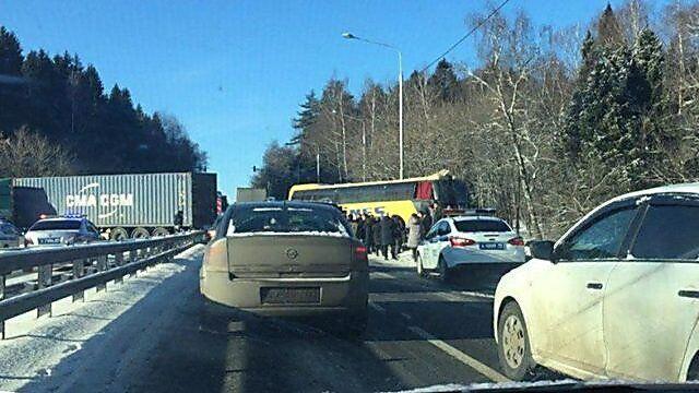 Під Москвою розбився автобус із українцями
