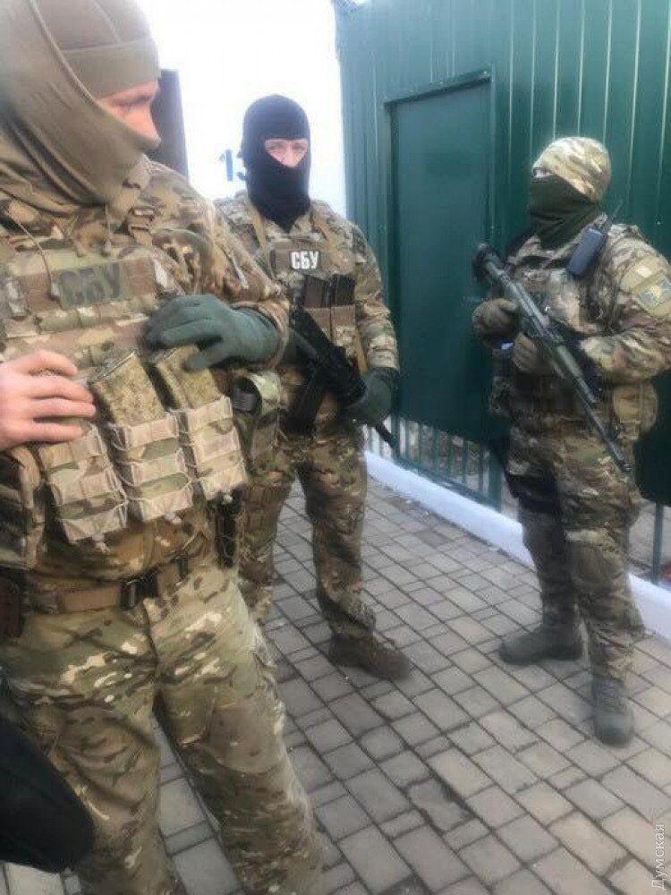 СИЗО в Одессе погорело на масштабной схеме взяток
