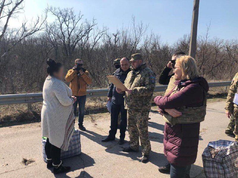 Передача заключенных Украине