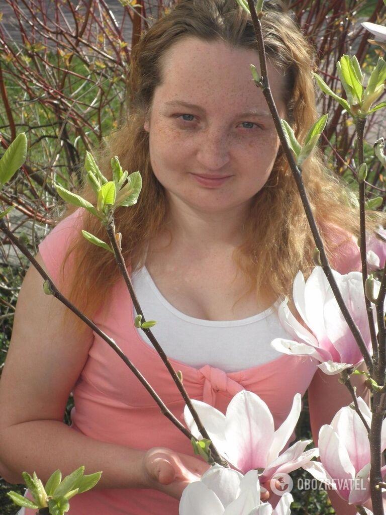 26-летняя Анастасия Горбатенко