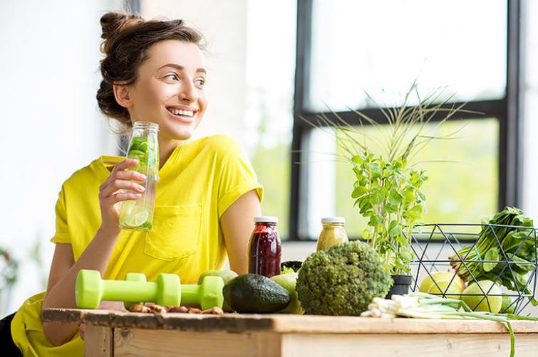 Як схуднути без дієт і голодування: поради