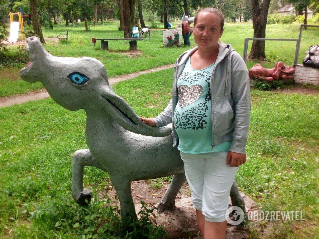 26-летняя Анастасия Горбатенко незадолго до гибели