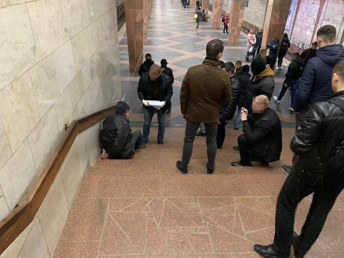 У Харківському метро готували теракт