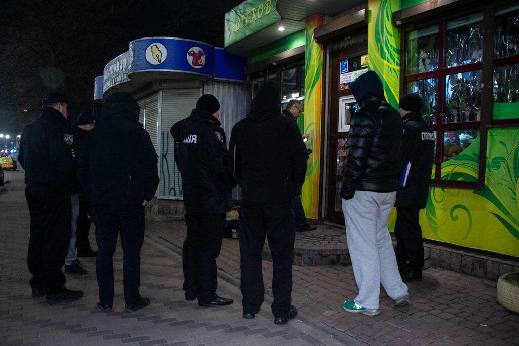 В Киеве повесился продавец цветов