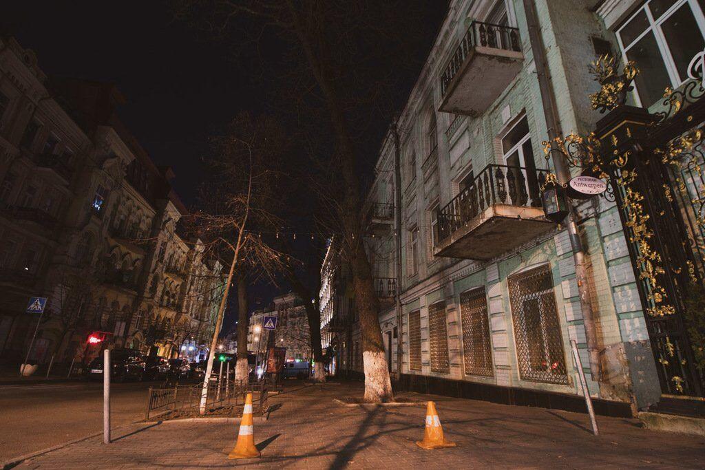 В сети показали загадочную улицу исторического Киева