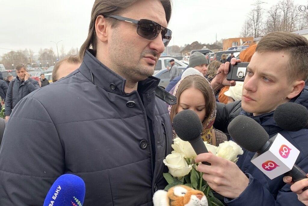 У мережі показали цинізм зірок РФ на похоронах Началової