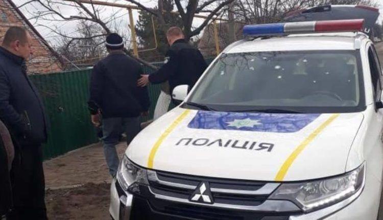 В Запорожской области мужчина швырнул в полицейских гранату: пострадавшие госпитализированы