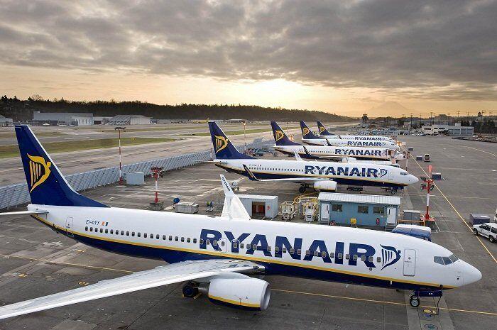 Ryanair відкриє рейси з двох нових міст України