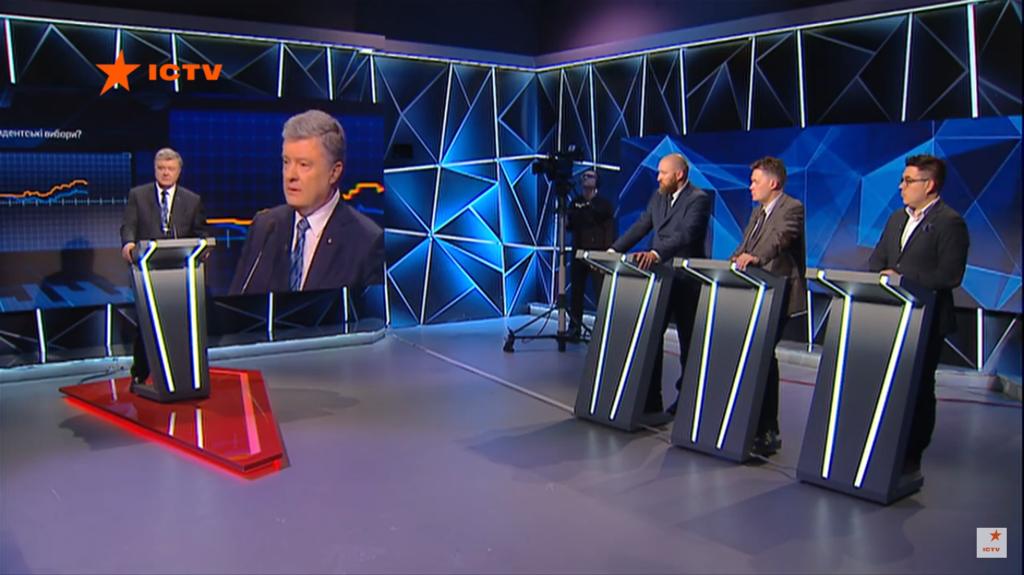 Порошенко розповів про особисті погрози Путіна