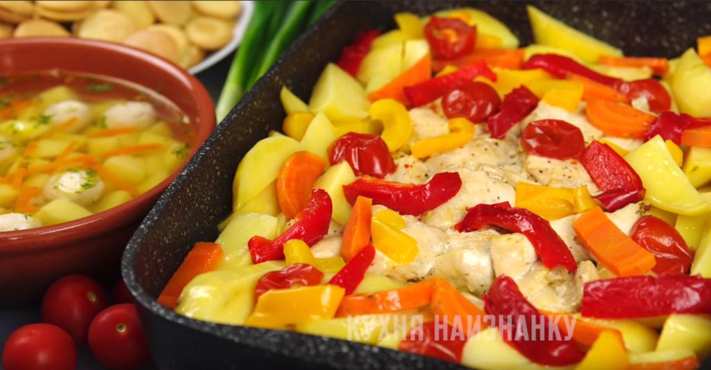 Что приготовить на ужин быстро и вкусно: рецепты
