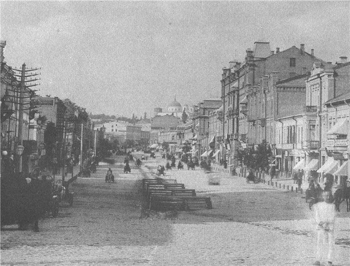 Как выглядел Киев в 19-м веке: дореволюционные фото