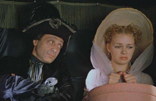 """Помер актор, який зіграв графа Каліостро у """"Формулі любові"""""""