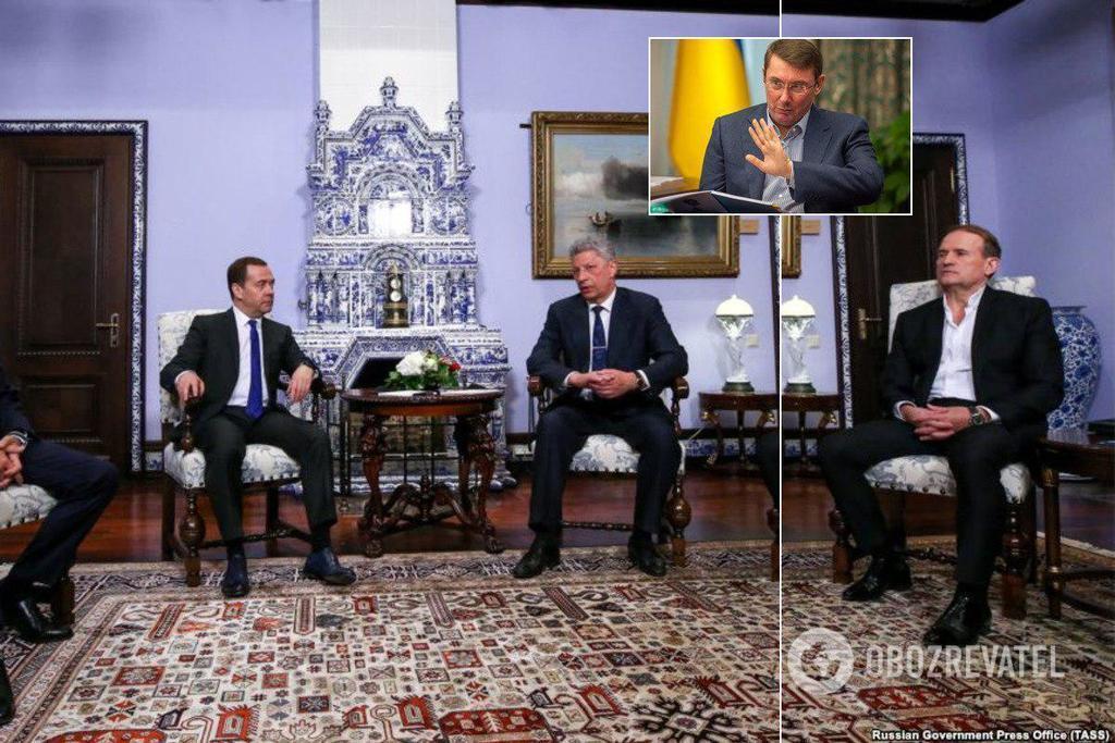 Бойко и Медведчука решили жестко наказать за вояж в Москву: что известно