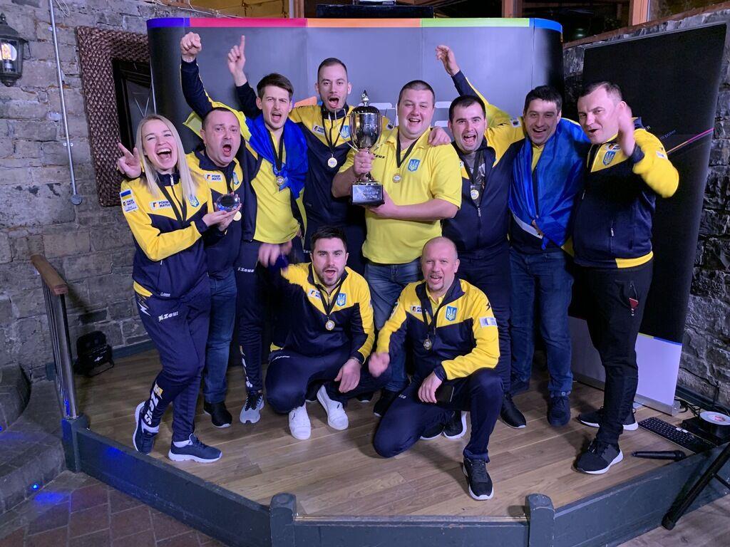 Украина впервые выиграла Кубок Наций по спортивному покеру