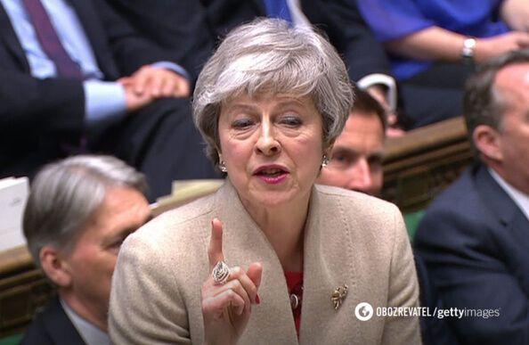 Британський парламент втретє відхилив угоду щодо Brexit: що далі