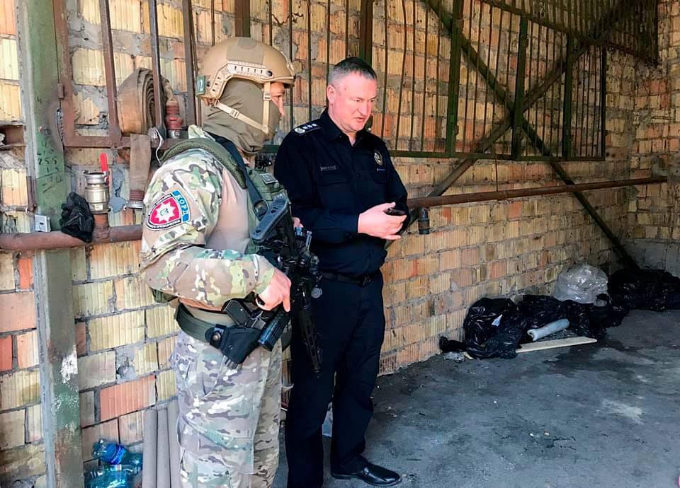В Киевской области изъяли 600 кг наркотиков