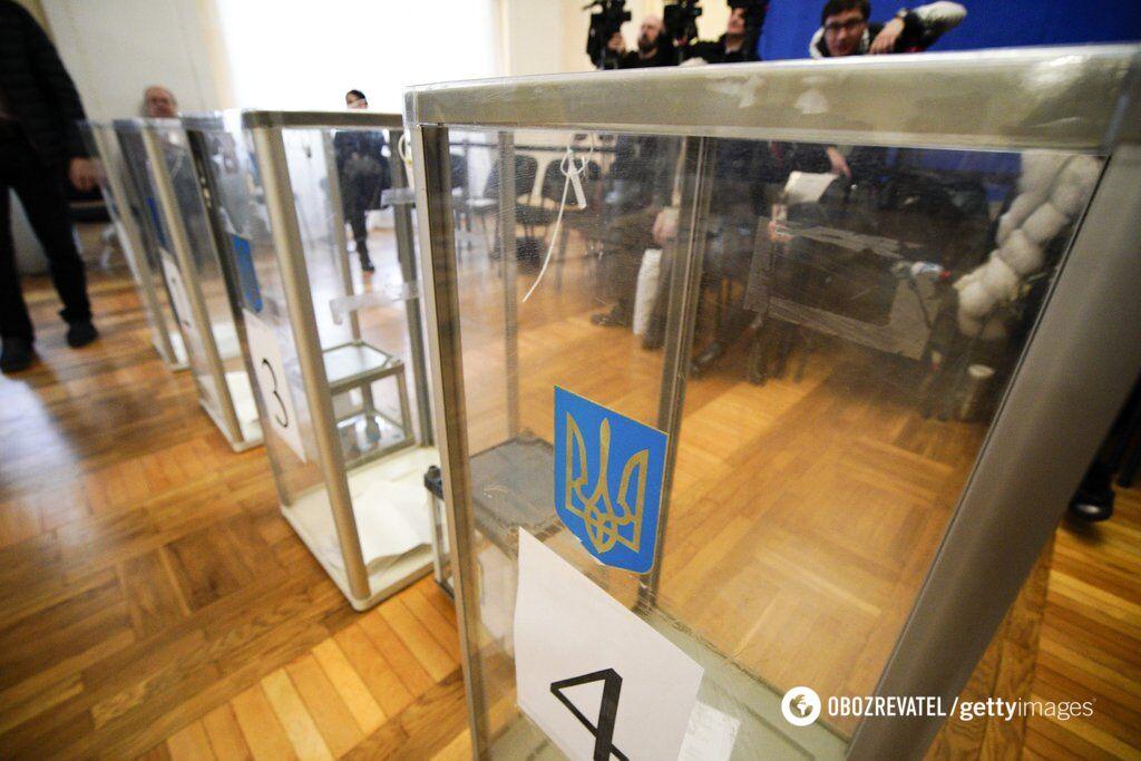 Вибори в Україні 2019