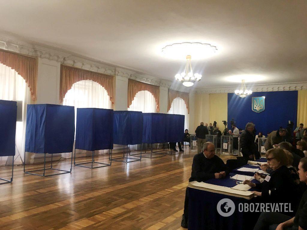 Дільниця №221 у Києві