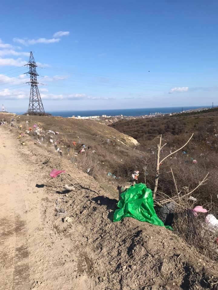 В Феодосии случилась новая катастрофа