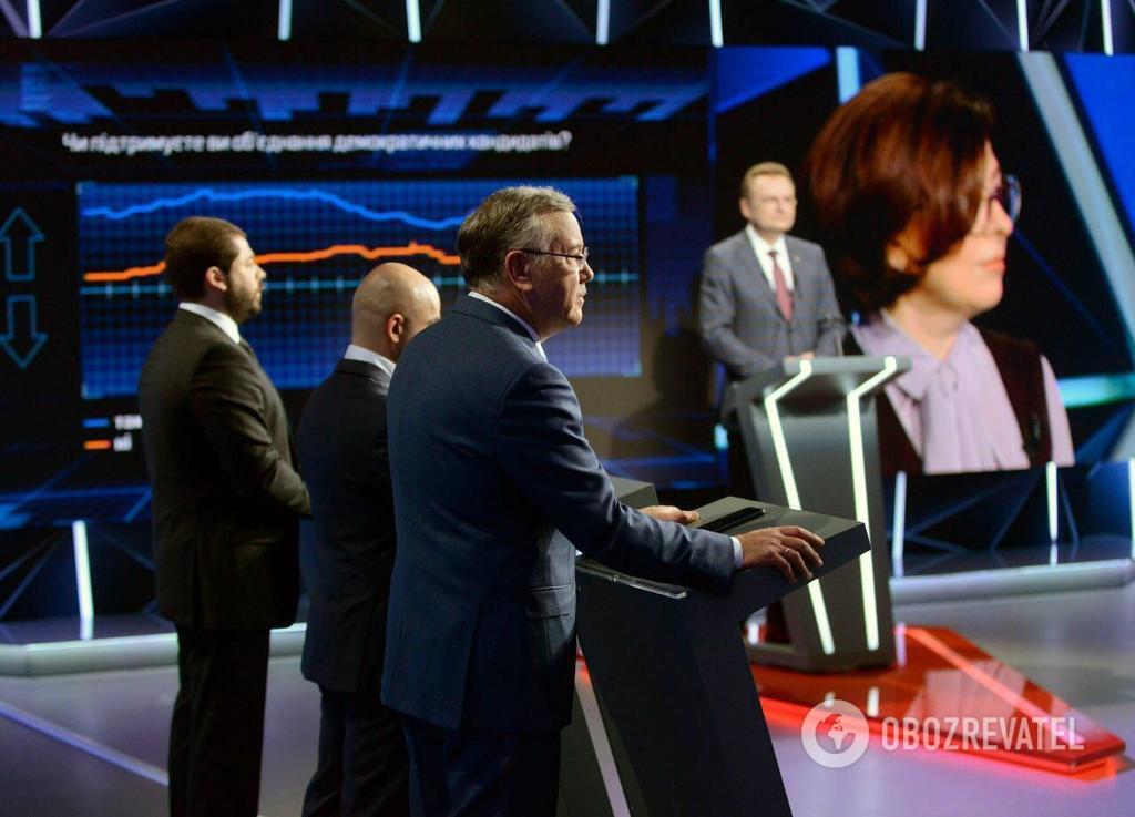 Гриценко стає лідером у першому турі президентських виборів: висновки соціологів