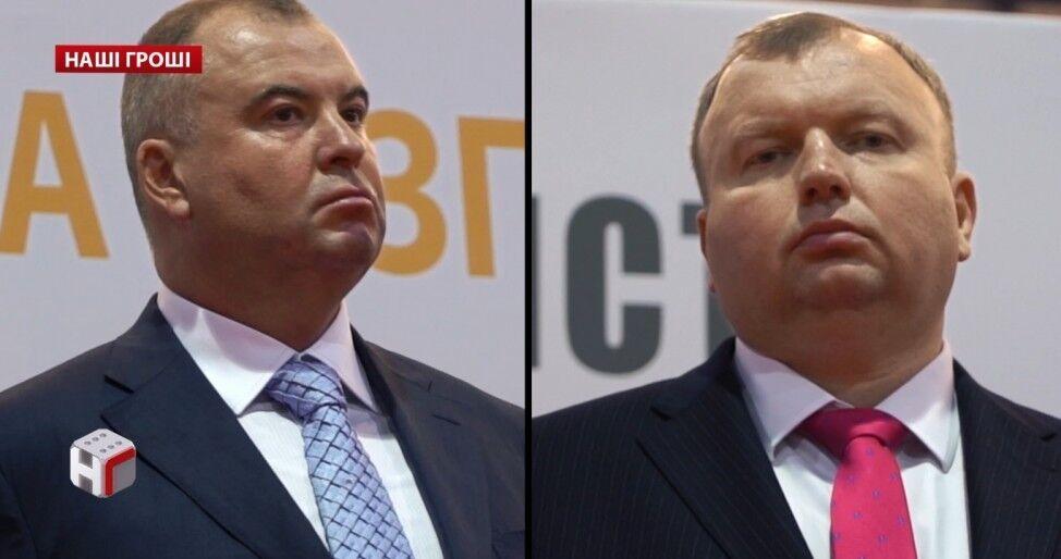 Гладковский и Букин